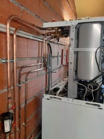 Installation pompe a chaleur à Rieumes