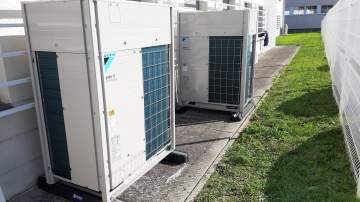 Dépannage et réparation de climatisation