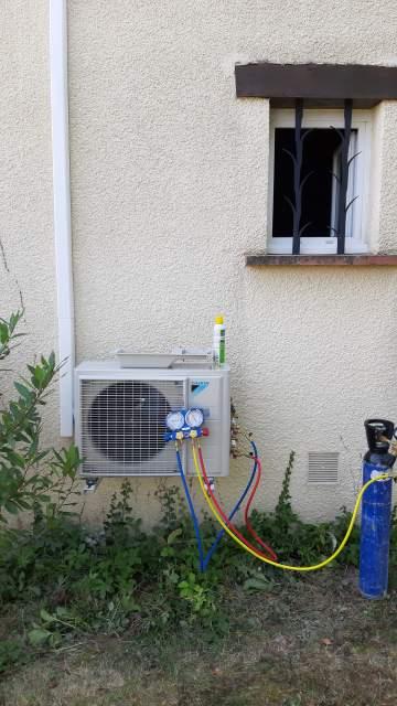 Installation de pompe à chaleur, chaudière et climatisation autour de Toulouse