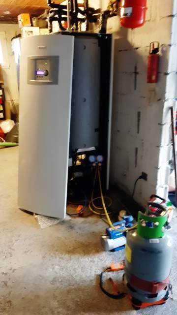 Dépannage et réparation de pompe à chaleur