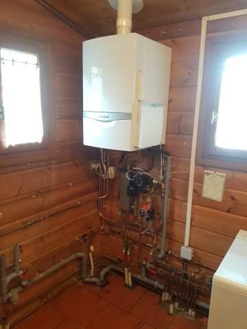 Dépannage et réparation de chauffage gaz / fioul