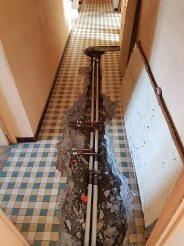 Recherche de fuites de plomberie vers Blagnac