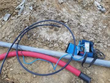 Réseaux d'eau / gaz